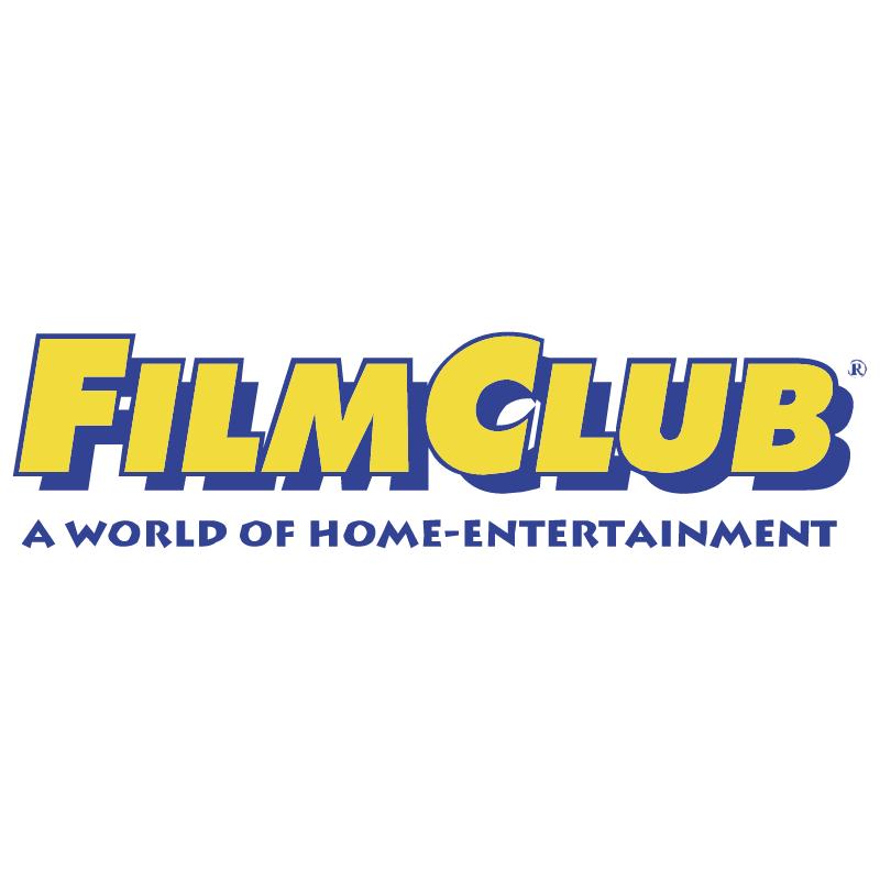 FilmClub vector