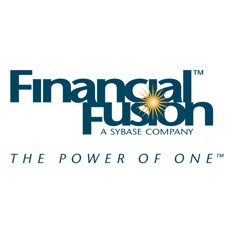 Financial Fusion vector