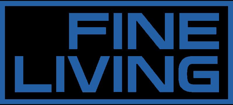 FINE LIVING vector