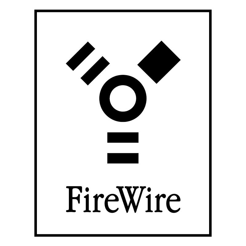 FireWire vector logo