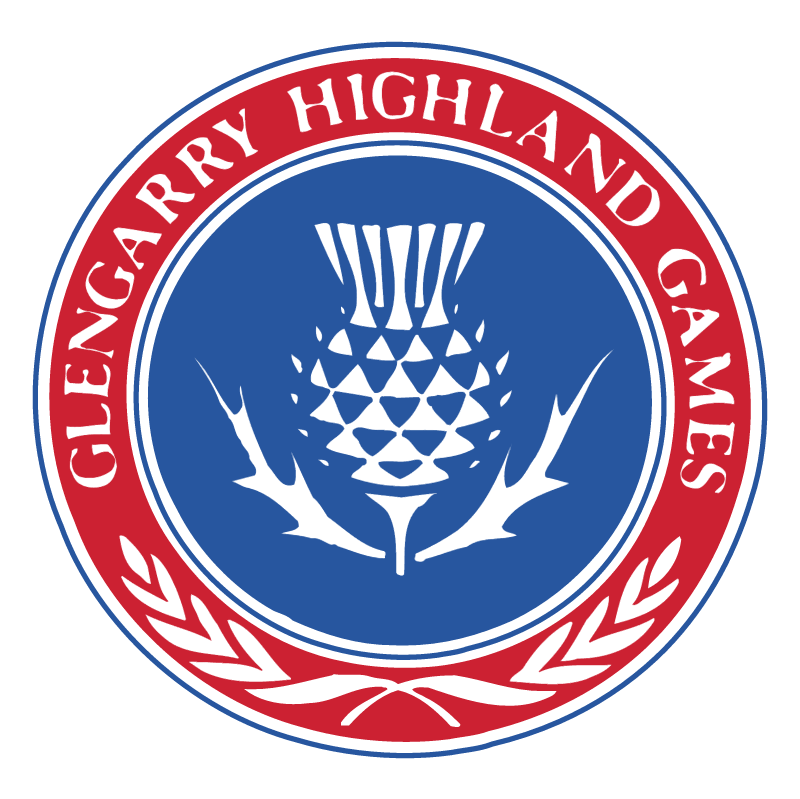 Glengarry Highland Games vector