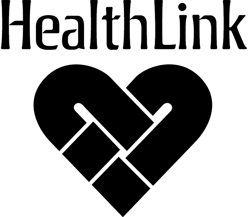Health Link vector