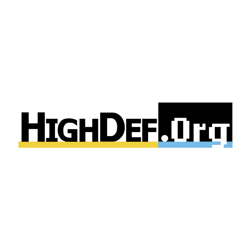 HighDef Org vector