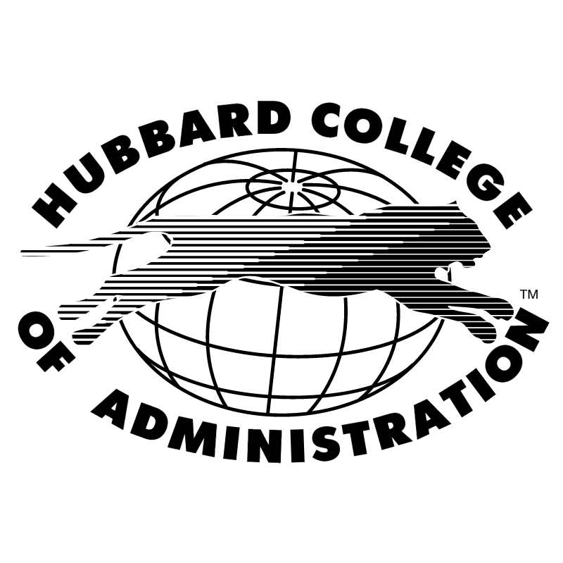 Hubbard College vector