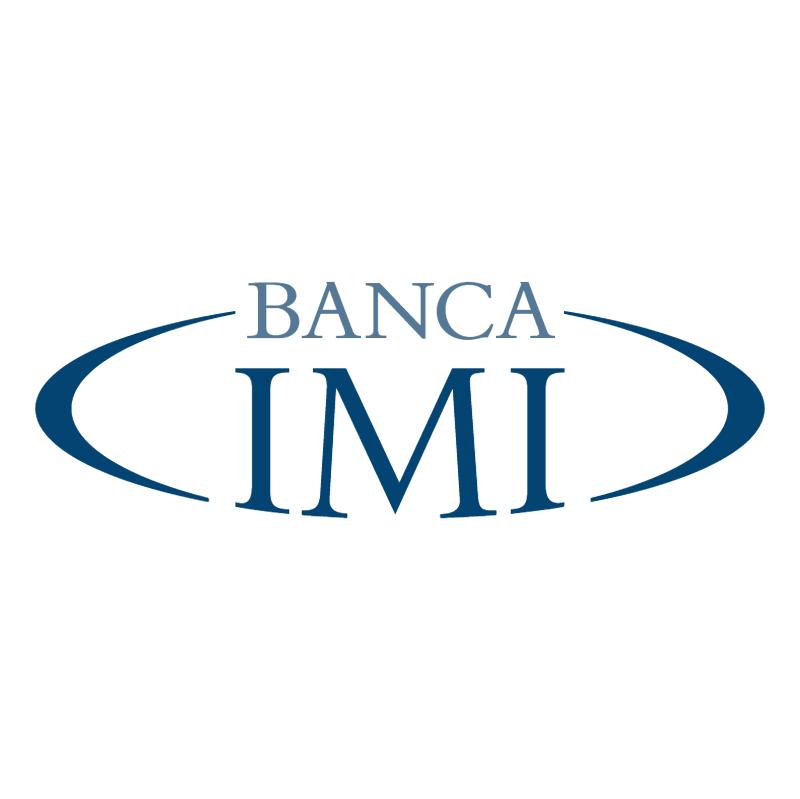 IMI Banca vector
