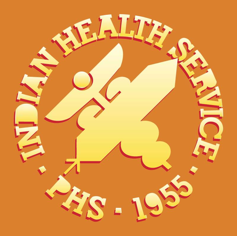 Indian Health Service vector logo