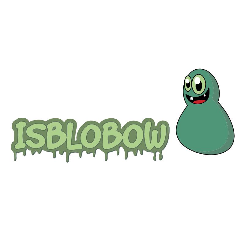 Isblobow vector logo