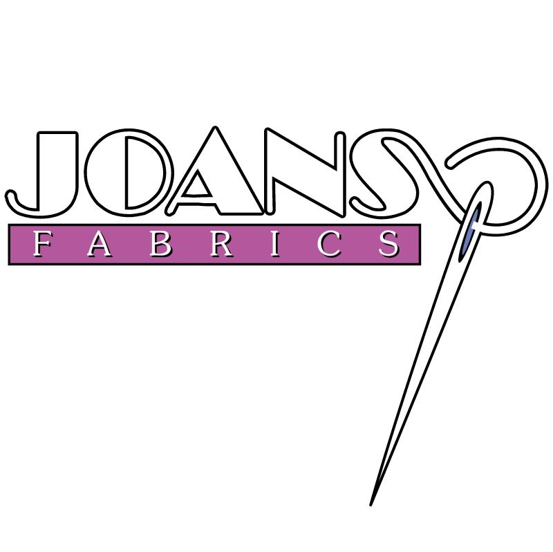 Joans Fabrics vector