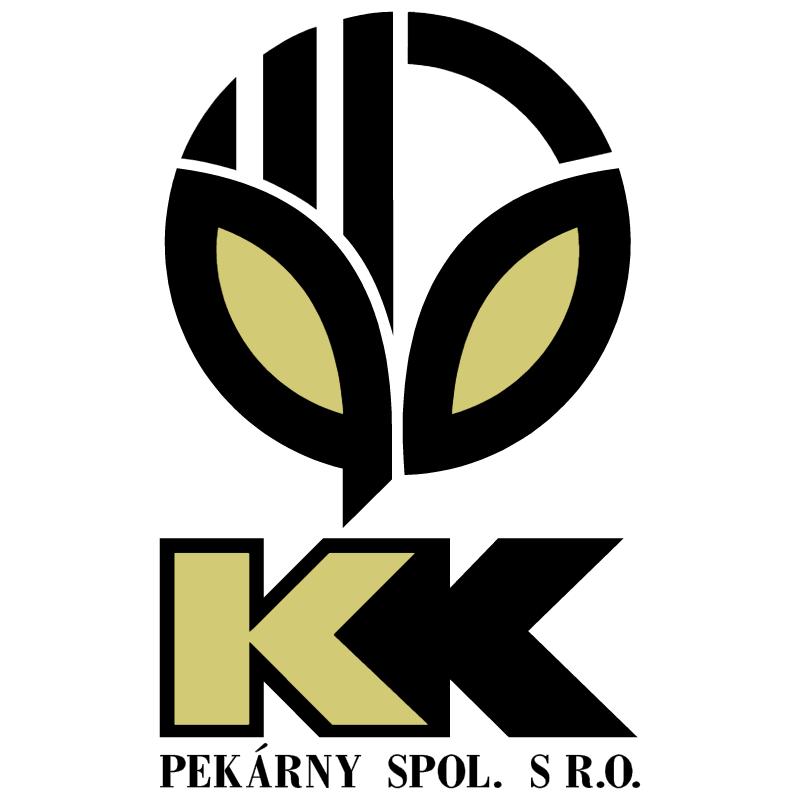 K a K Pekarny Spol vector