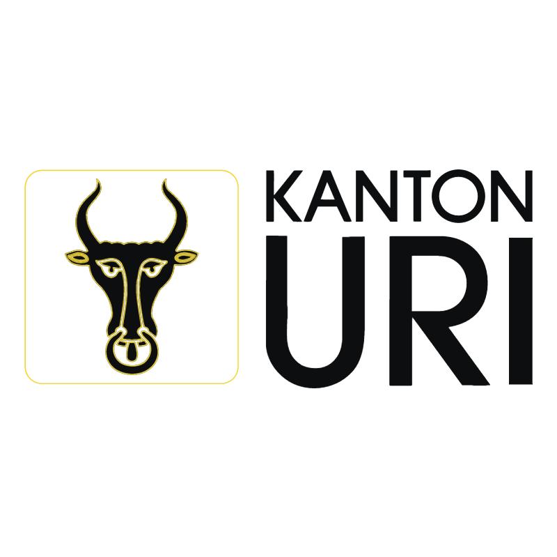 Kanton Uri vector