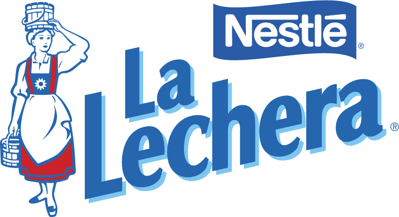 La Lechera vector logo