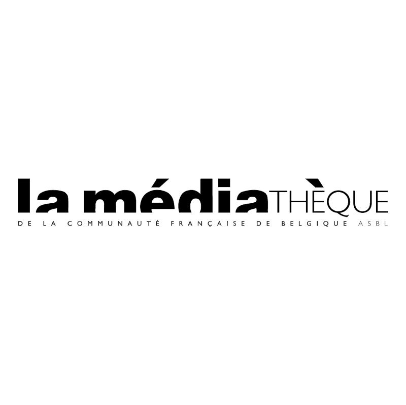 La Media Theque vector