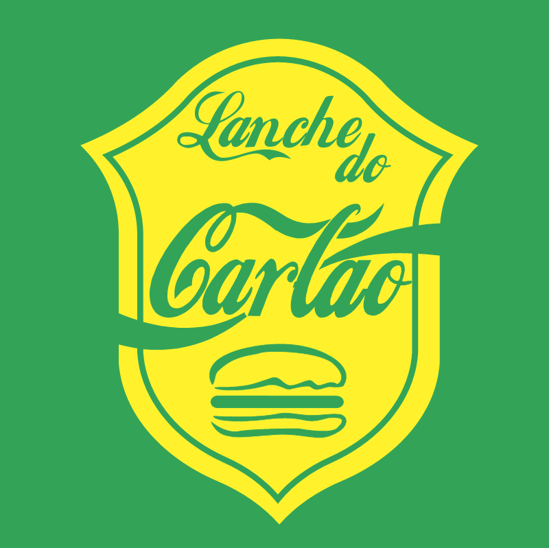 Lanche do Carlao vector