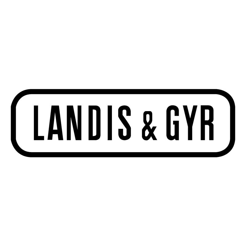 Landis & Gyr vector