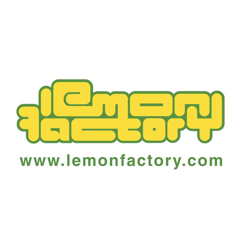 Lemon Factory vector