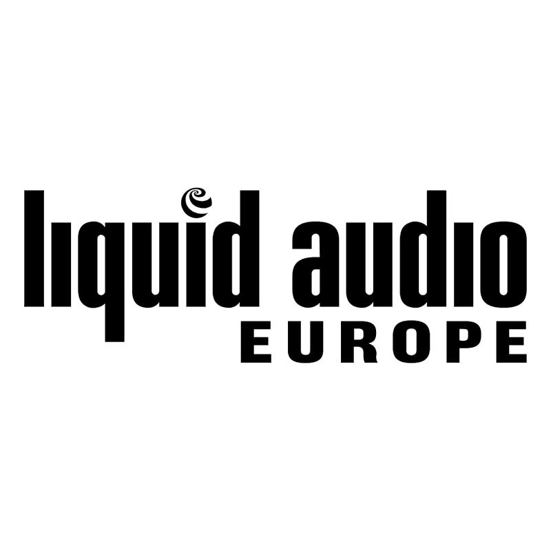 Liquid Audio vector