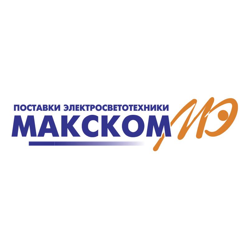 Makskom ME vector logo