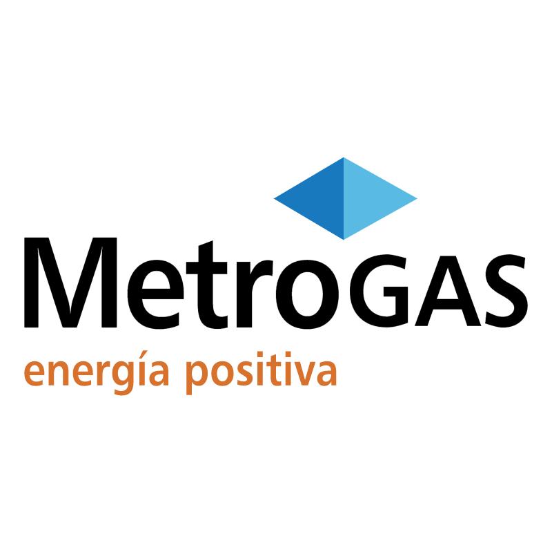 MetroGAS vector logo