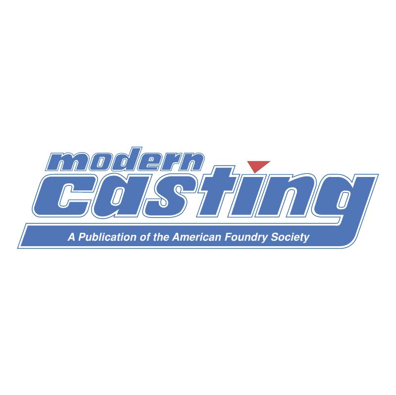 Modern Casting vector