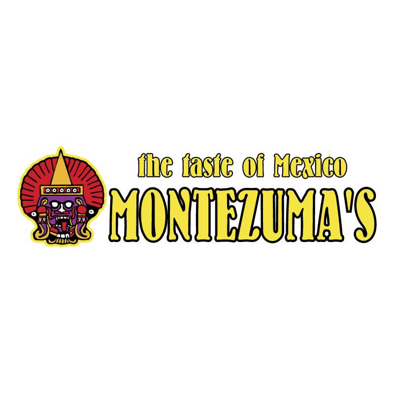 Montezuma's Restaurant vector