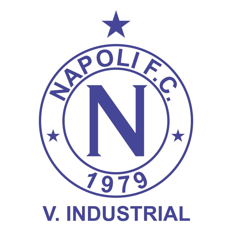 Napoli Futebol Clube de Sao Paulo SP vector