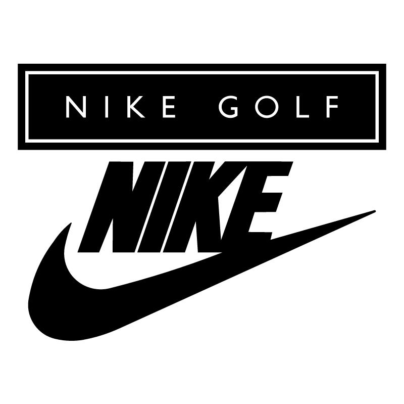 Nike Golf vector