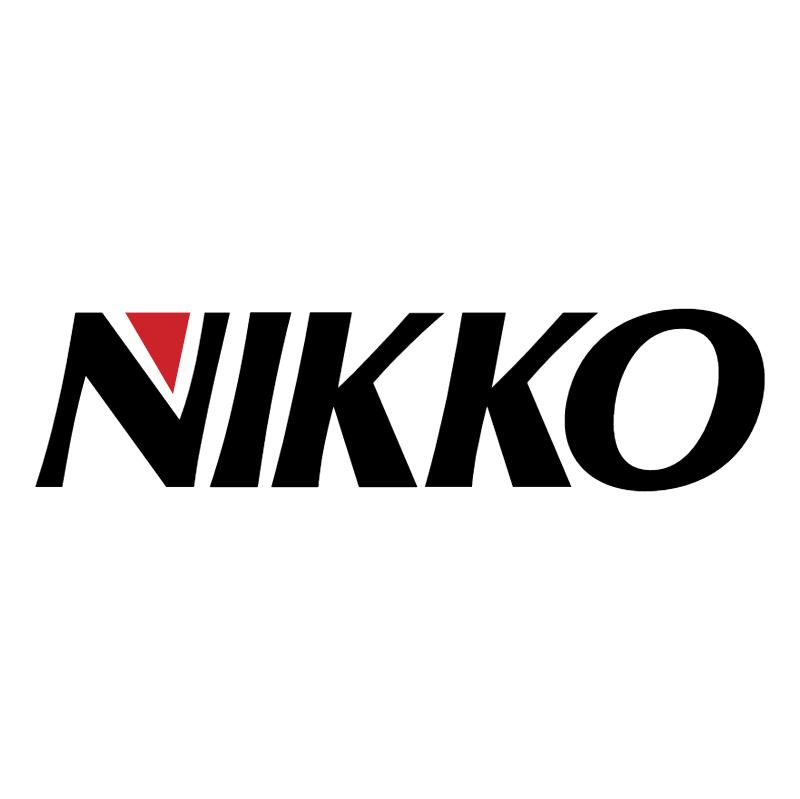 Nikko vector logo