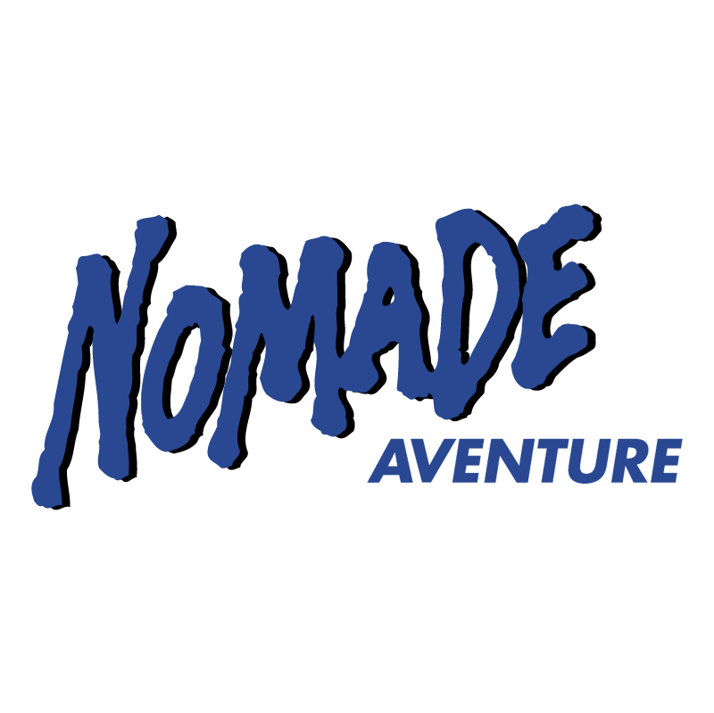 Nomade Aventure vector
