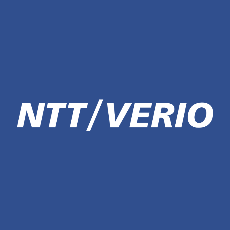 NTT VERIO vector