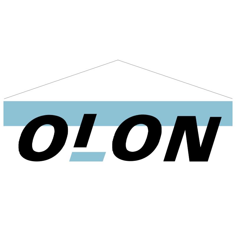 OLON vector logo