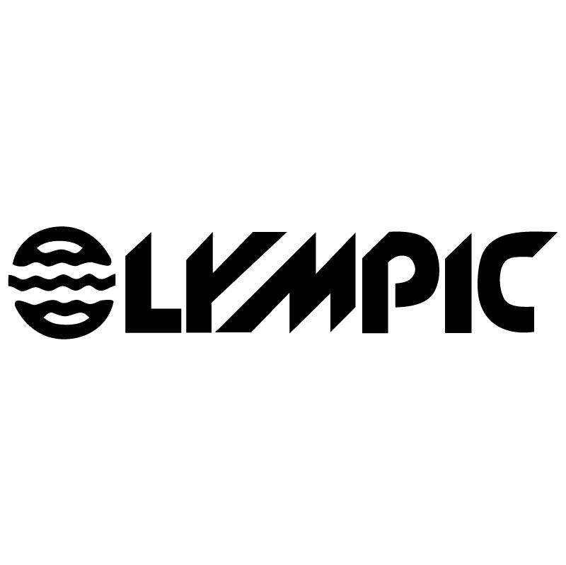 Olympic vector logo