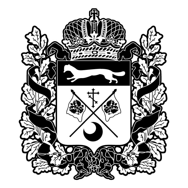 Orenburg region vector
