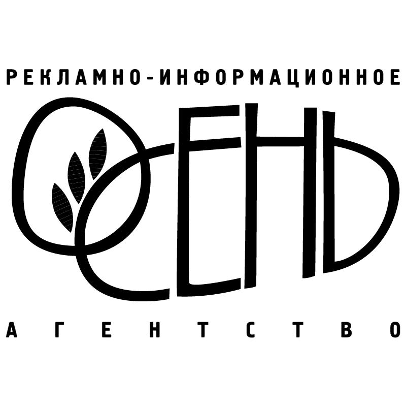Osen Advertising Agency vector