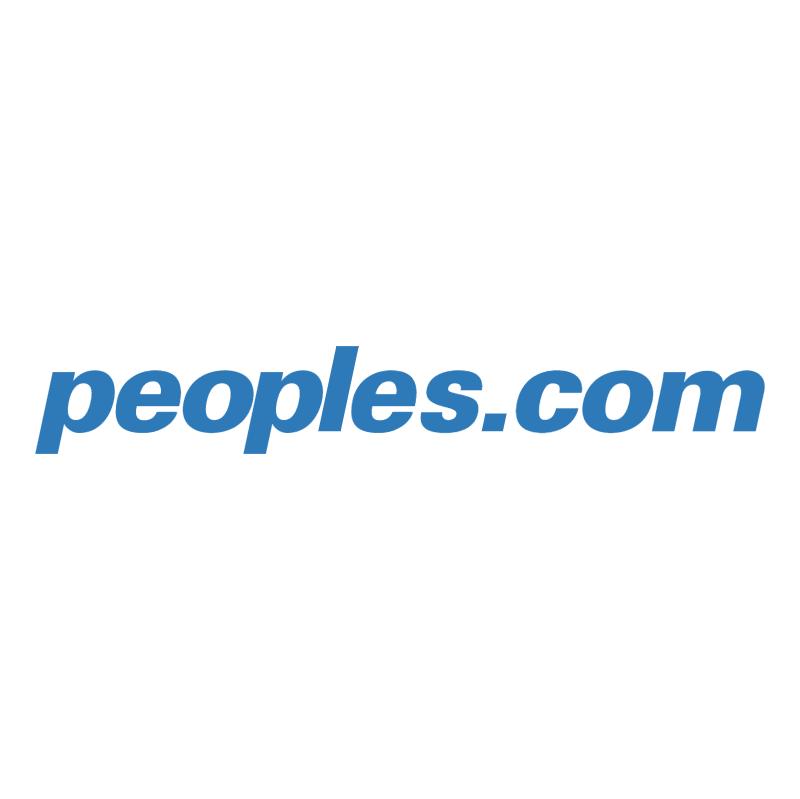 peoples com vector