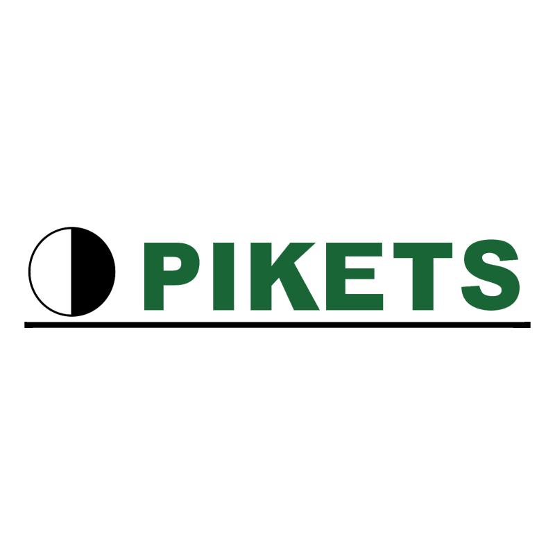 Pikets vector logo