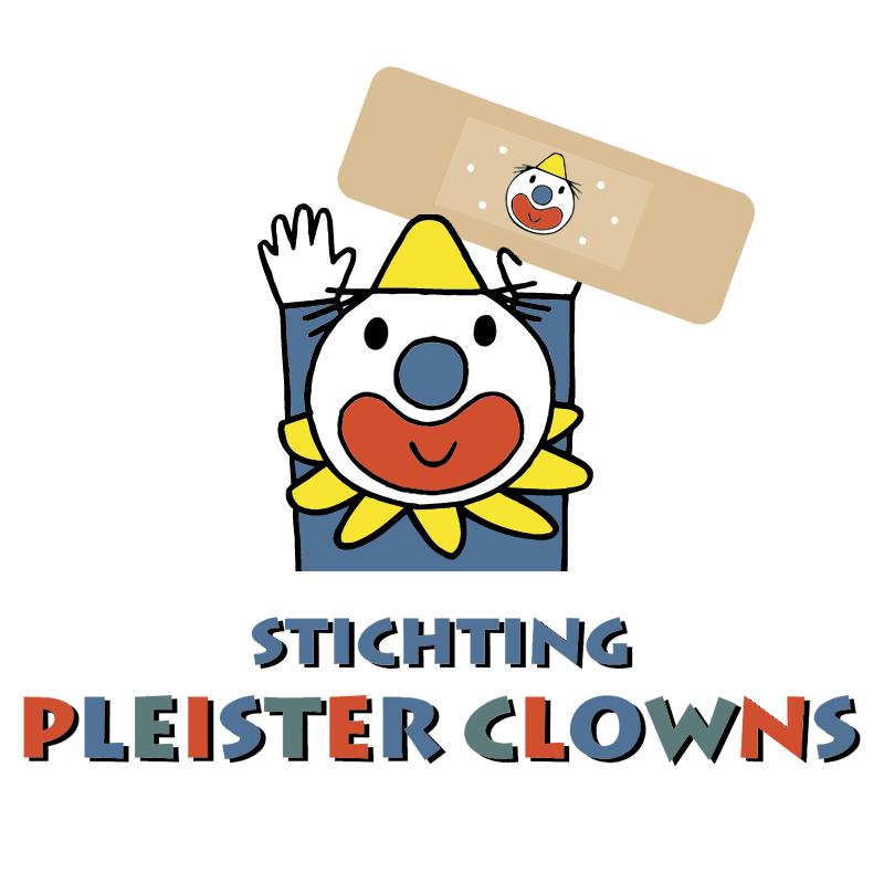 Pleister Clowns vector