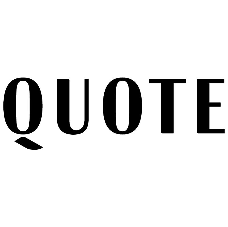 Quote vector