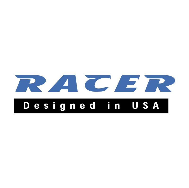 Racer vector