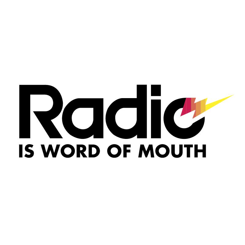 Radio Marketing Bureau vector