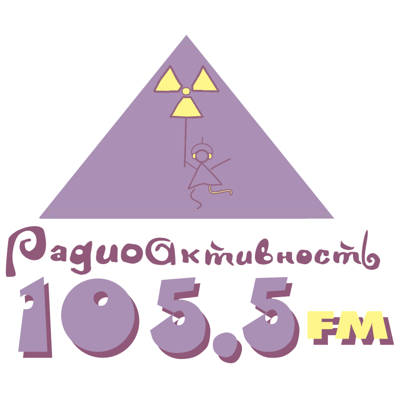 Radioaktivnost Radio vector