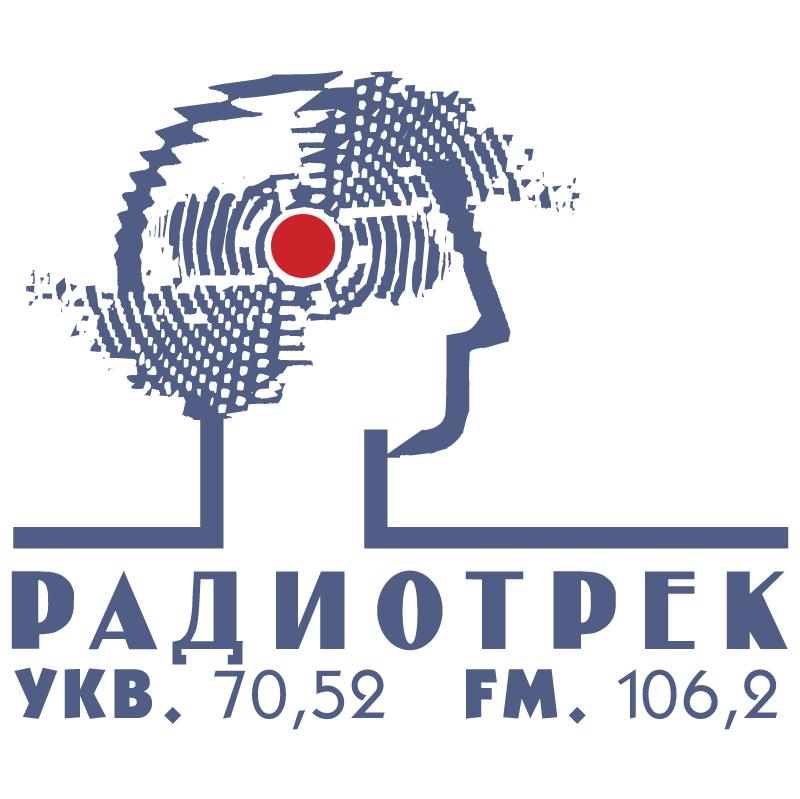 Radiotrek vector logo