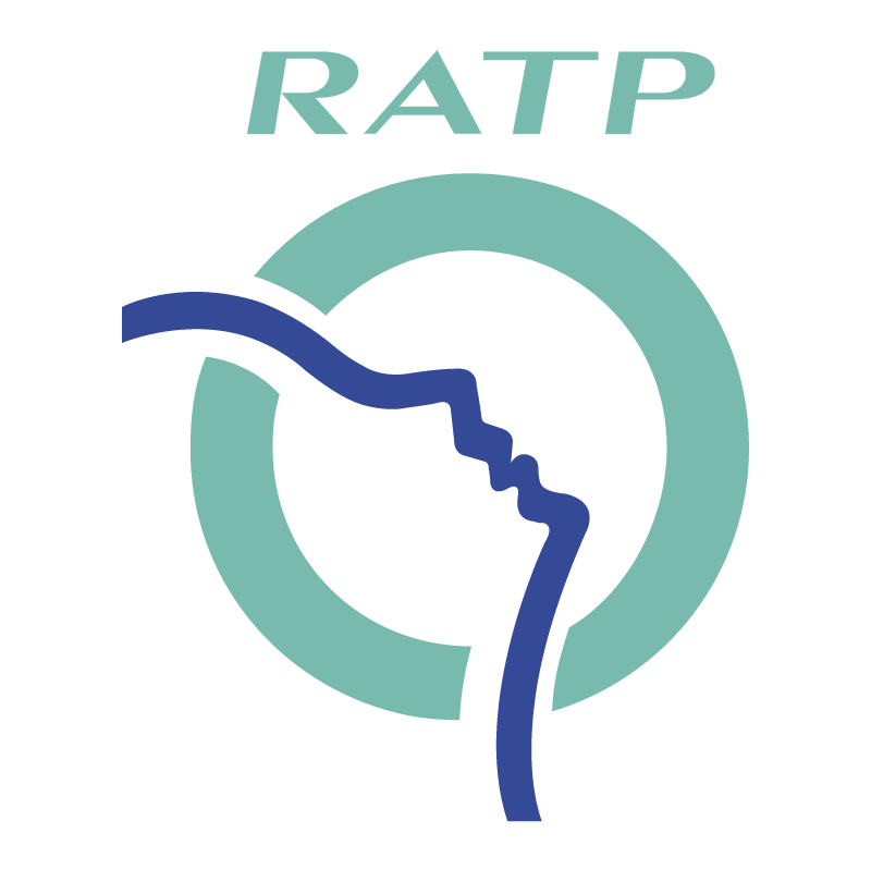 RATP vector logo