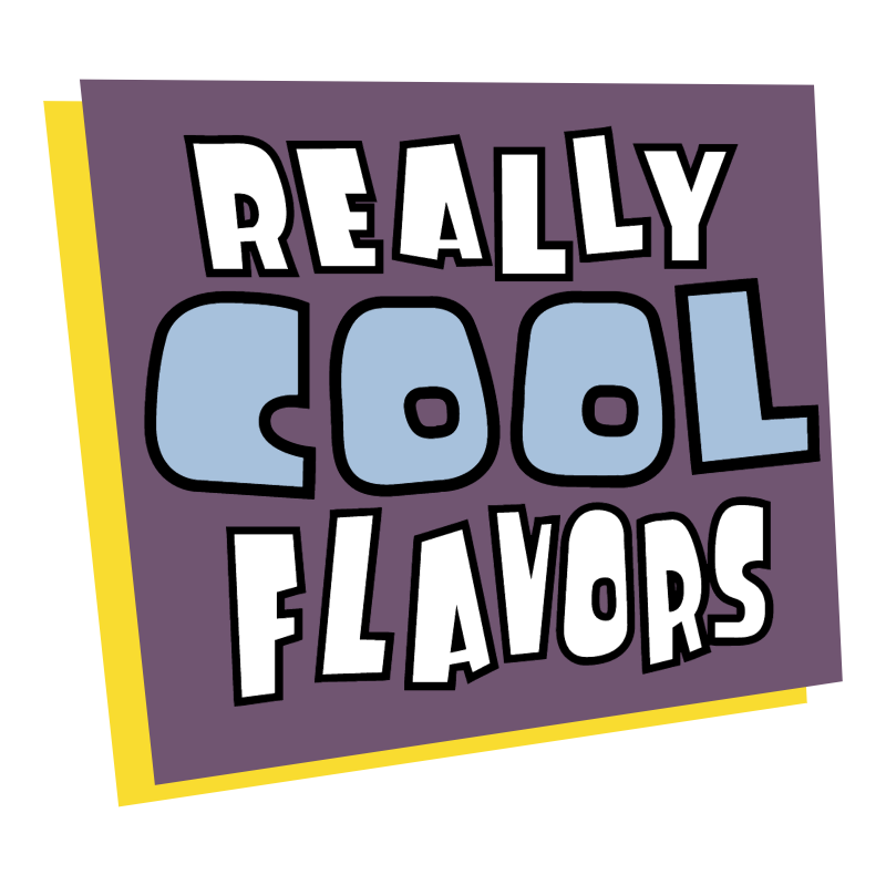Really Cool Flavors vector logo
