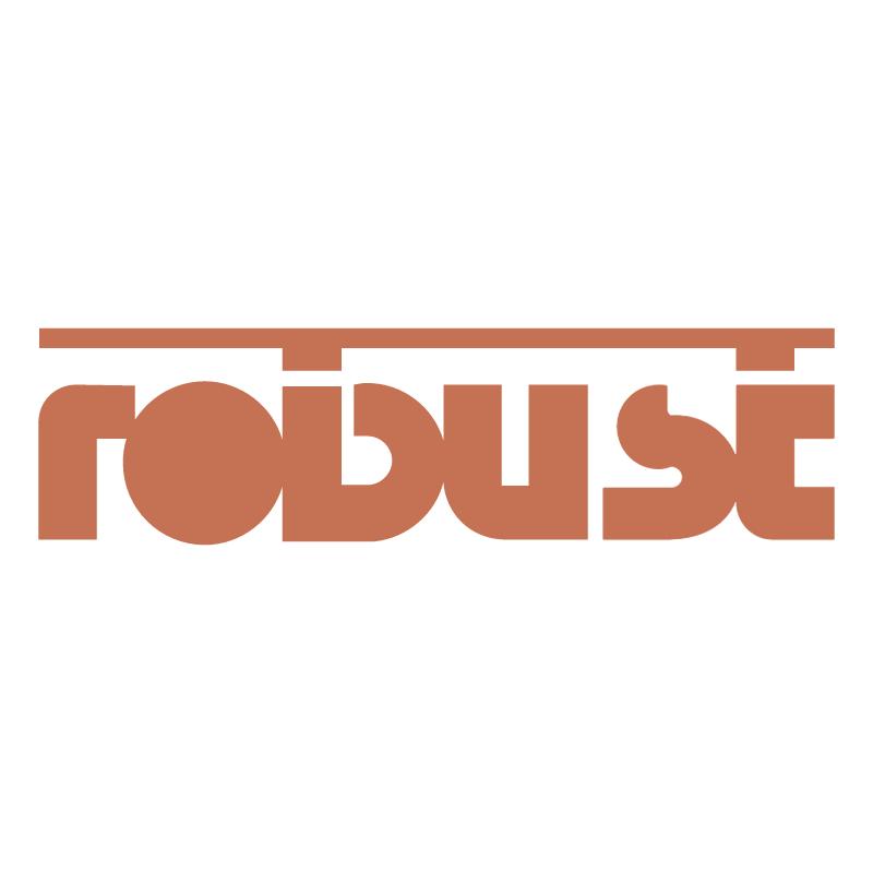 Robust vector logo
