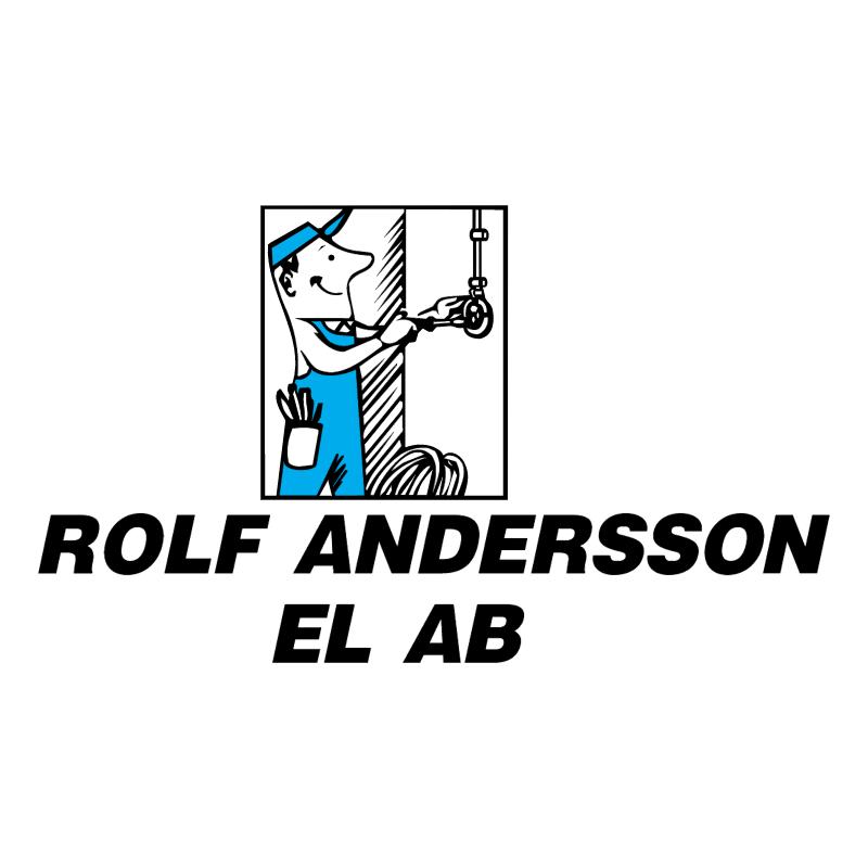 Rolf Andersson EL AB vector