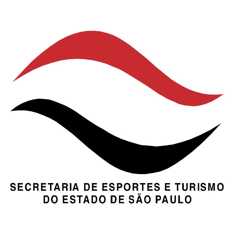 Secretaria De Esportes e Turismo Do Estado De Sao Paulo vector