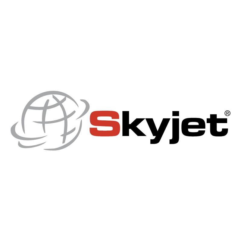 Skyjet vector