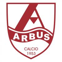 Societa Sportiva Arbus Calcio de Arbus vector