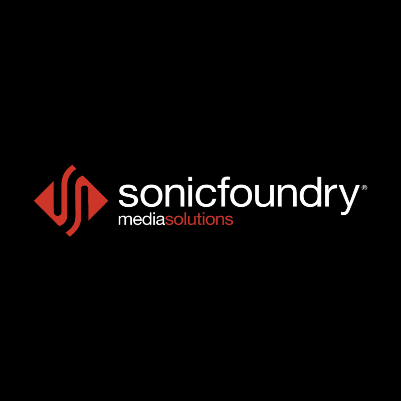 Sonic Foundry vector