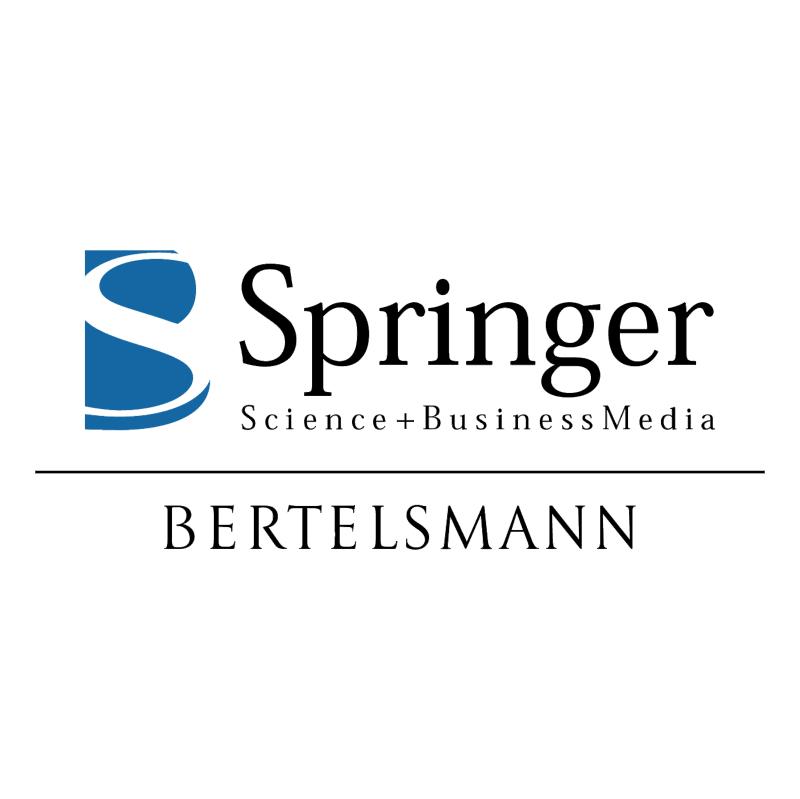 Springer Bertelsmann vector